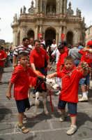 San Paolo a Palazzolo 2007: la storica benedizione degli animali  - Palazzolo acreide (1880 clic)