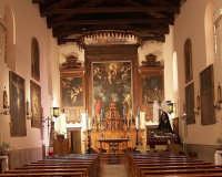 Interno Chiesa Padri Cappuccini  - Caltagirone (7197 clic)