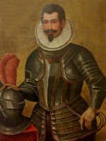 Don Francesco Branciforti - Museo Civico Comunale  - Militello in val di catania (5785 clic)