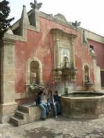 Fontana della Ninfa Zizza  - Militello in val di catania (1841 clic)