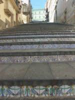 Scala di Santa Maria del Monte CALTAGIRONE SALVATORE BRANCATI