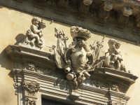 Militello - Palazzo Liggieri fregi  - Militello in val di catania (3835 clic)
