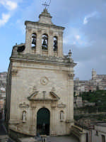 Santuario Sant'Antonio Abate esterno MONTEROSSO ALMO SALVATORE BRANCATI