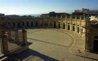 Loggiato della Basilica di S. Maria Maggiore (arch. Sinatra, 1750)  - Ispica (4068 clic)