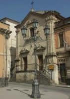 Militello - Santa Maria della catena, esterno  - Militello in val di catania (3141 clic)