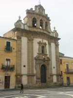 Chiesa dell'Addolorata, esterno  - Niscemi (5197 clic)