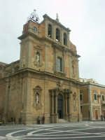 Chiesa Madre esterno  - Niscemi (3804 clic)