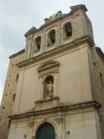 Chiesa Maria SS. della Grazia - esterno  - Niscemi (2963 clic)