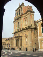 Chiesa Madre - esterno  - Niscemi (4192 clic)