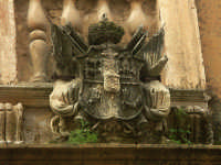 Palazzo Masaracchio : stemma  - Niscemi (6726 clic)
