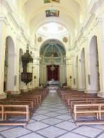 Chiesa Madre, interno   - Floridia (6389 clic)
