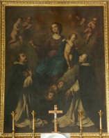 Madonna e Santi, attribuita a Pietro Novelli  - Francofonte (7304 clic)
