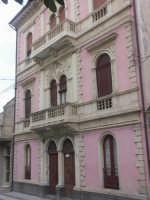 Palazzo in stile liberty  - Francofonte (5615 clic)