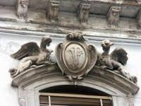 Particolari fantastici di casa in stile tardobarocco  - Francofonte (4774 clic)