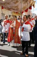 Festa della Patena, preziosa aureola del Cristo alla Colonna che ha incastonata una reliqua della Croce. Martedi di Carnevale, Basilica di S. Maria Maggiore.  - Ispica (1485 clic)