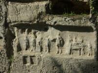 Bassorilievo Grecoromano.  - Palazzolo acreide (2834 clic)