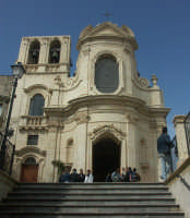 Chiesa dell'Immacolata  - Palazzolo acreide (3379 clic)