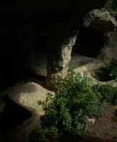 Necropoli dell'Intagliatella catacomba  - Palazzolo acreide (2917 clic)