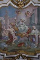 Basilica di S. Maria Maggiore, Trionfo della Fede, affresco, O. Sozzi. Mostra fotografica del Centenario dall'Erezione a Monumento Nazionale (1908-2008)  - Ispica (1036 clic)