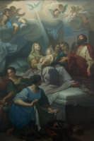 Scicli:  S. Maria La Nova, Natività di Sebastiano Conca  SCICLI SALVATORE BRANCATI