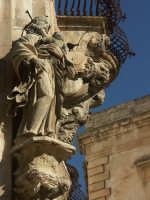 Scicli:  Palazzo Beneventano - particolare SCICLI SALVATORE BRANCATI