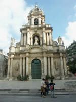 Scicli:  San Bartolomeo facciata  - Scicli (1503 clic)
