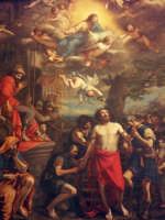 Scicli:  San Bartolomeo - Martirio di S. Bartolomeo del Pascucci SCICLI SALVATORE BRANCATI