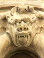 Scicli:  Mascherone di Palazzo Beneventano SCICLI SALVATORE BRANCATI