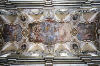 Basilica di S. Maria Maggiore, Affreschi della volta centrale, O. Sozzi. Mostra fotografica del Centenario dall'Erezione a Monumento Nazionale (1908-2008)  - Ispica (1207 clic)