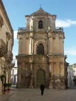 Scicli:  Chiesa di S. Teresa SCICLI SALVATORE BRANCATI