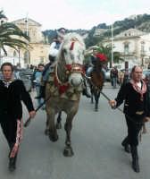 Scicli:  Processione di san Giuseppe  SCICLI SALVATORE BRANCATI