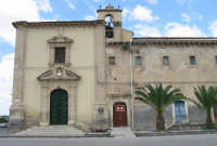 Scordia: Chiesa San Antonio da Padova e convento Padri Riformati  - Scordia (5648 clic)