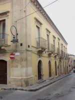 Scordia: Palazzo De Cristofaro  - Scordia (4186 clic)