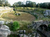 Siracusa: Anfiteatro Romano  - Siracusa (2327 clic)