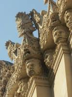 Siracusa: Palazzo Impellizzeri - particolare  - Siracusa (1303 clic)