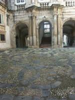 Siracusa: Palazzo Beneventano del Bosco - cortile  - Siracusa (1488 clic)