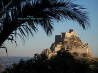 Castello Manfredonico, lato Nord  - Mussomeli (3289 clic)