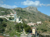 http://www.castelmolese.it  Panoramica Monte Venere.  - Castelmola (12480 clic)