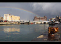Arcobaleno a Siracusa  - Siracusa (2300 clic)