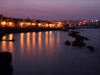 Siracusa al tramonto  - Siracusa (4065 clic)