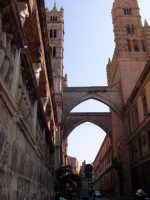 un pezzo di palermo(cattedrale)  elenana