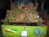 Presepe 'a lapa NATALE 2007 - Pastorale a Castelmola con vari presepi caratteristici per le vie del paese.   - Castelmola (3459 clic)