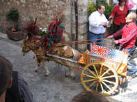 Carrettino siciliano a Castelmola.  - Castelmola (3722 clic)