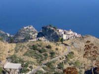 Castelmola, il castello di Taormina ed il mare visti da roccella.  - Castelmola (3209 clic)