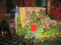 Presepe 'a lapa NATALE 2007 - Pastorale a Castelmola con vari presepi caratteristici per le vie del paese.   - Castelmola (2407 clic)