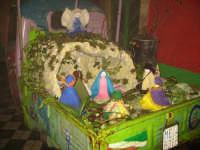 Natale 2008 - 'a lapa - Riproposizione del presepe.  - Castelmola (3344 clic)