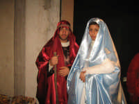 Natale 2008 - Pastorale.   - Castelmola (3274 clic)