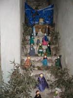Presepe 'a scala NATALE 2007 - Pastorale a Castelmola con vari presepi caratteristici per le vie del paese.   - Castelmola (2691 clic)