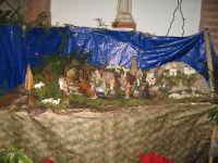 Presepe 'a capanna NATALE 2007 - Pastorale a Castelmola con vari presepi caratteristici per le vie del paese.   - Castelmola (2992 clic)