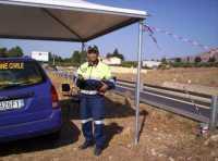 L'instancabile attività dei volontari di Protezione civile dell'ANOAS impegnati anche nel trapanese a Custonaci per la salaguardia dei boschi  - Pachino (5405 clic)